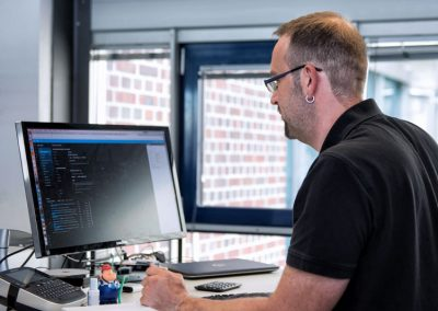 Programmierung von Prozessabläufen / Programming of processes